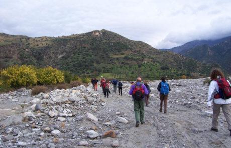 Trekking fiumara