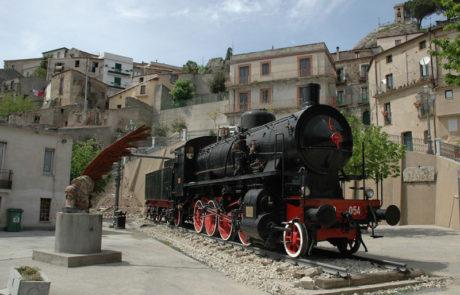 Locomotiva Bova