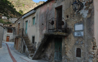 Casa Gallicianò