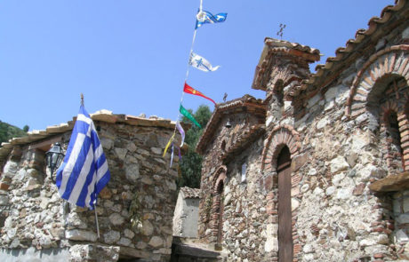 Chiesa bizantina Gallicianò
